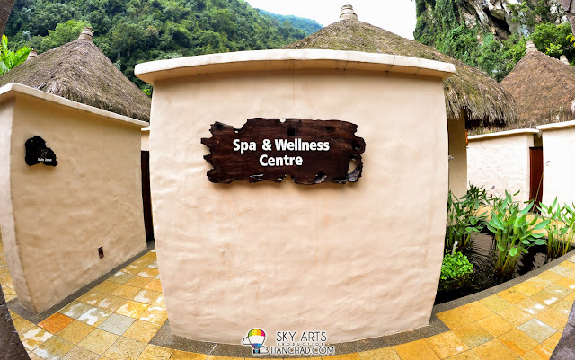 Spa and Wellness Centre @ The Banjaran Hotsprings Retreat
