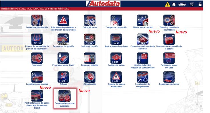 autodata limited 2007 descargar gratis