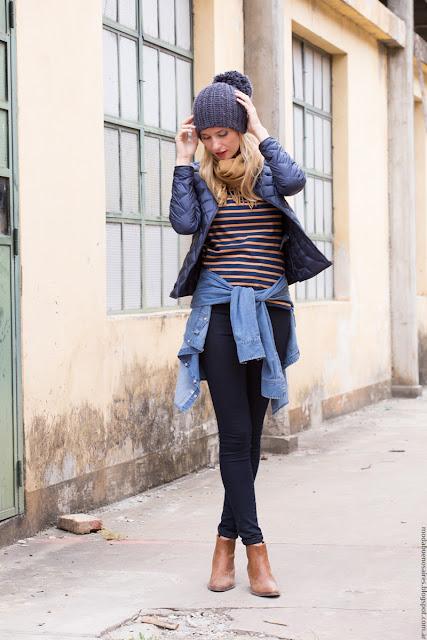 Moda invierno 2016 ropa de mujer Mistral. Moda Mujer ropa de moda urbana invierno 2016.
