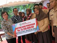 Yayasan AHM Kukuhkan 100 Duta Safety Riding