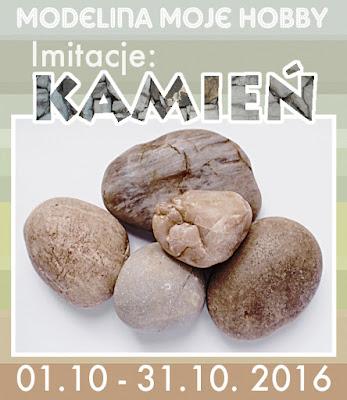 Wyzwanie #28 Imitacje: Kamień