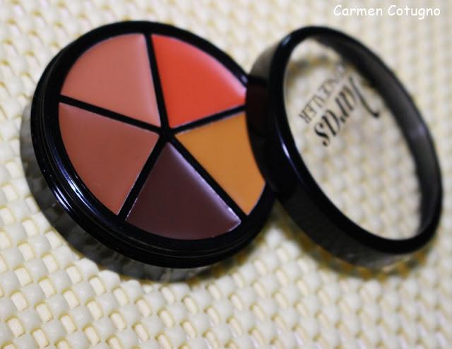 palette correttori low cost