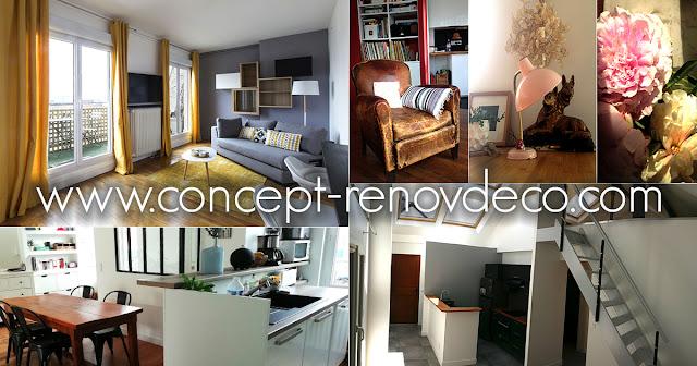 Projets de rénovation intérieure