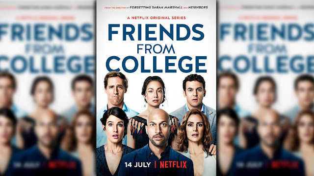 Netflix Friends from College