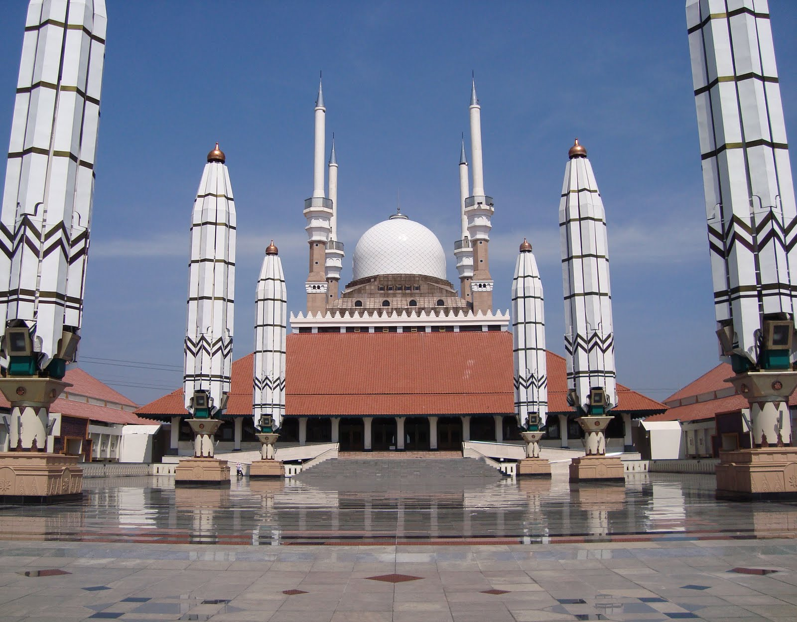 Tourist Attractions In The City Of Semarang Wonderful Indonesia