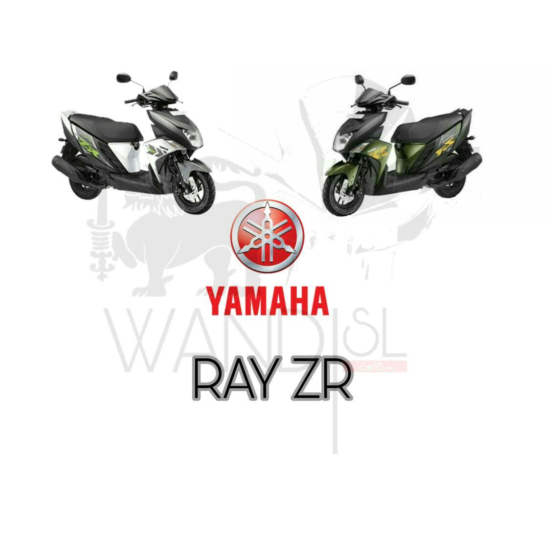 Scooter Yamaha Ray Zr