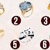 Test: Milline sõrmus meeldib sulle kõige rohkem?