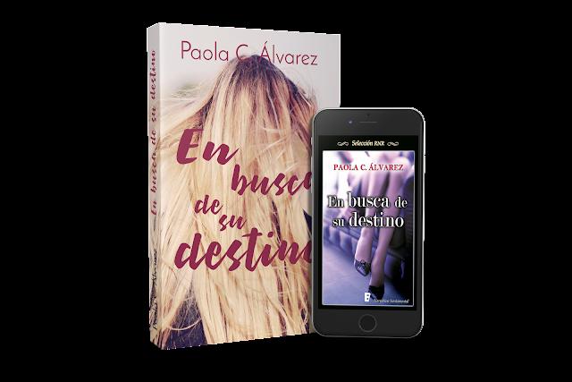 En busca de su destino_Paola C. Álvarez_novela romántica contemporánea