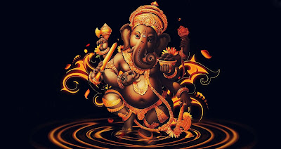 wallpaper hd ganesha hd
