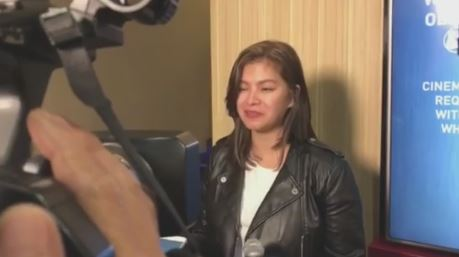 Angel Locsin Talked About The Movie 'My Perfect You' After She Hosted A Block Screening