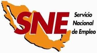 SNE Servicio Nacional de Empleo en Mexico