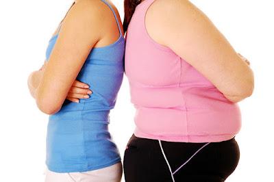 Penyebab obesitas - kelebihan berat badan