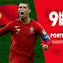 Portugal se prepara para enfrentar Marrocos no Luzhniki Stadium