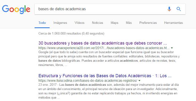 posición-google-bases-de-datos-académicas