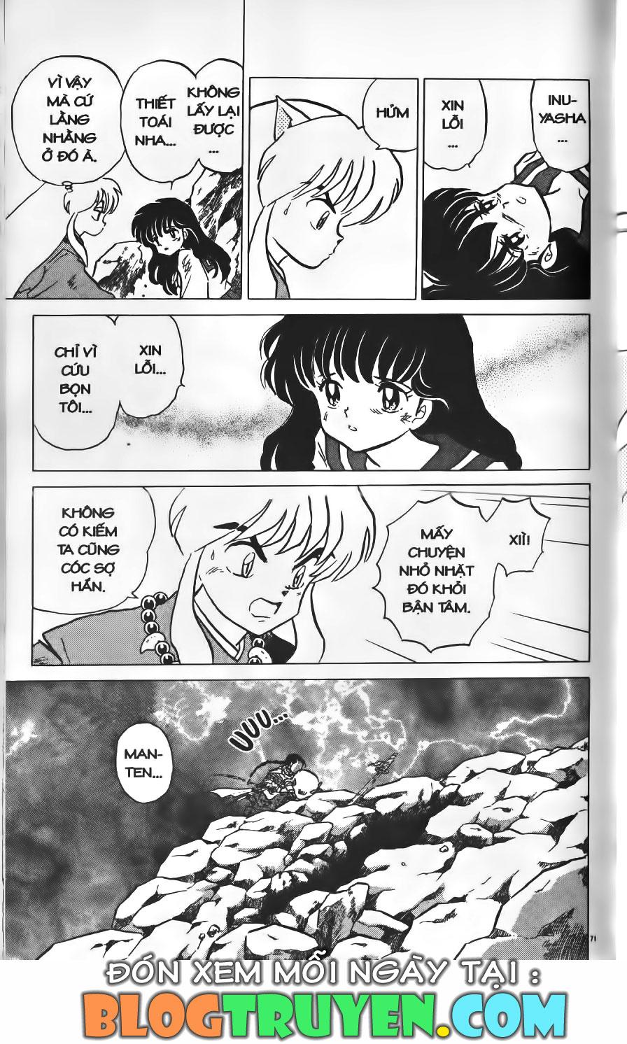 Inuyasha vol 04.4 trang 14