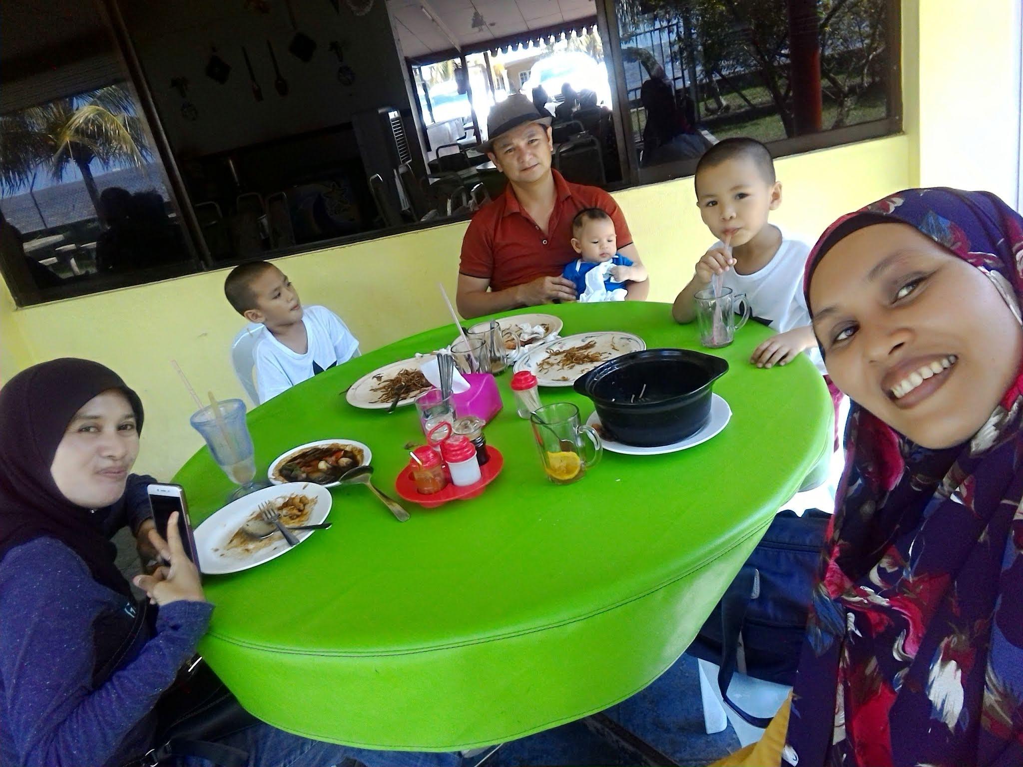 Jalan-jalan Sipitang jumpa BFF || 26.12.2018