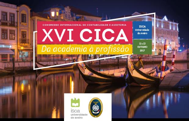 XVI Congresso Internacional de Contabilidade e Auditoria (CICA)