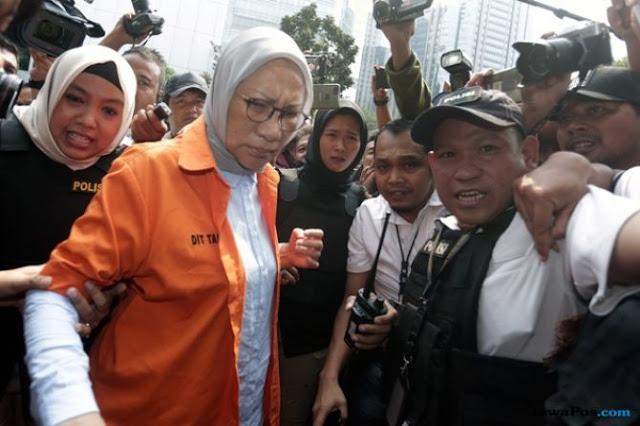 Kasus Ratna Sarumpaet Naikkan Tren Positif Jokowi-Ma'ruf Amin