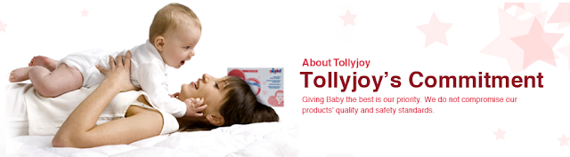 Tollyjoy, For The Baby You Love