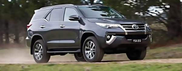 The Overview of 2016 Toyota Fortuner