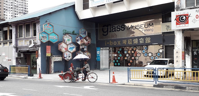 Glass Museum @ Pulau Pinang
