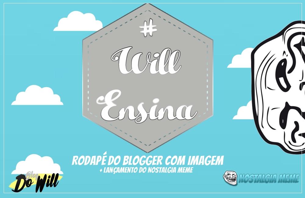 Blog NOSTALGIA MEME