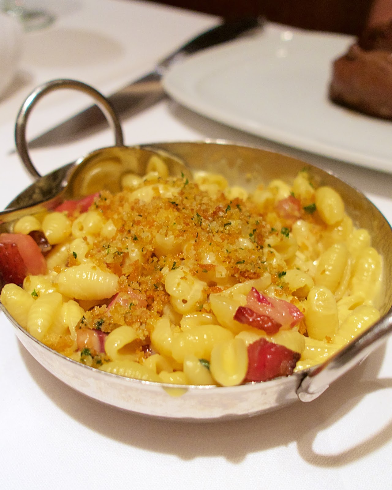 Gallagher's Las Vegas - four cheese macaroni with bacon