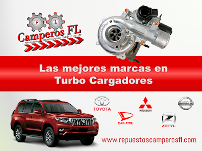 Turbo Cargadores Camperos FL