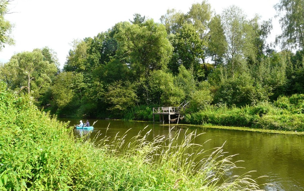 дом рыбака истринский район