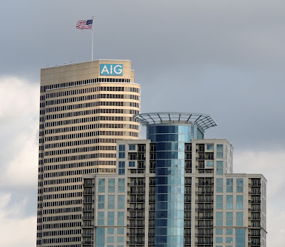Tops side-by-side: AIG and The Royalton Crown