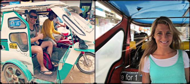 Tricycle, El Nido Transportation