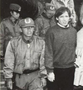 García encarcelado entre 1992 a 1997 pasó de acusado por terrorismo a intelectual y autoridad de Estado
