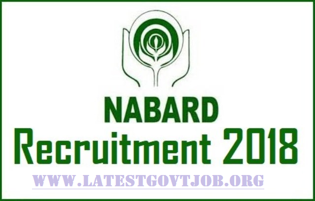 NABARD RECRUITMENT 2018 FOR ASSISTANT MANAGER GRADE A 92 VACANCIES | APPLY ONLINE @WWW.NABARD.ORG