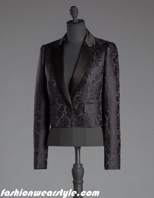 Beautiful Flair Blazers by Dolce Gabbana www.fashionwearstyle.com