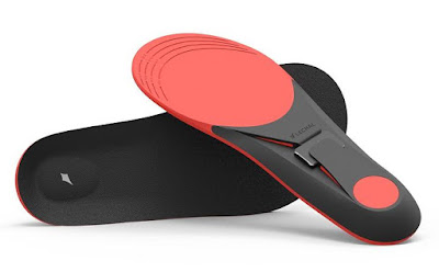 Lechal Smart Navigation and Fitness Tracking Insoles and Buckles
