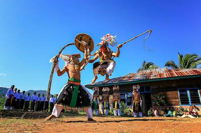 Mengenal Lebih Dalam tentang Sejarah dan Kebudayaan Suku Flores, NTT