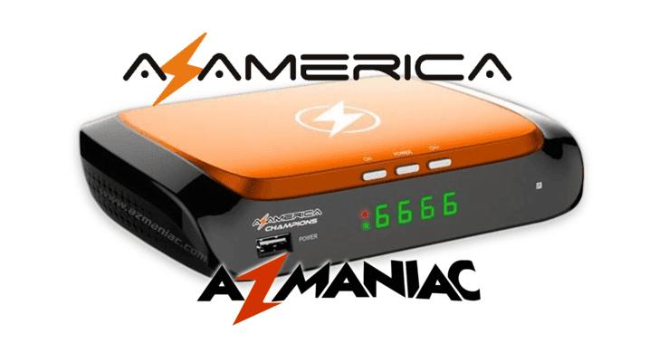 Azamérica Champions Atualização v1 20 - 17/10/2018 | AzManiac