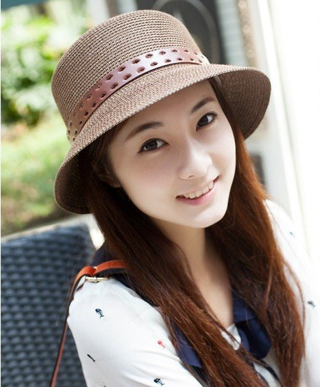 Redefining The Face Of Beauty : FASHIONABLE HATS? A