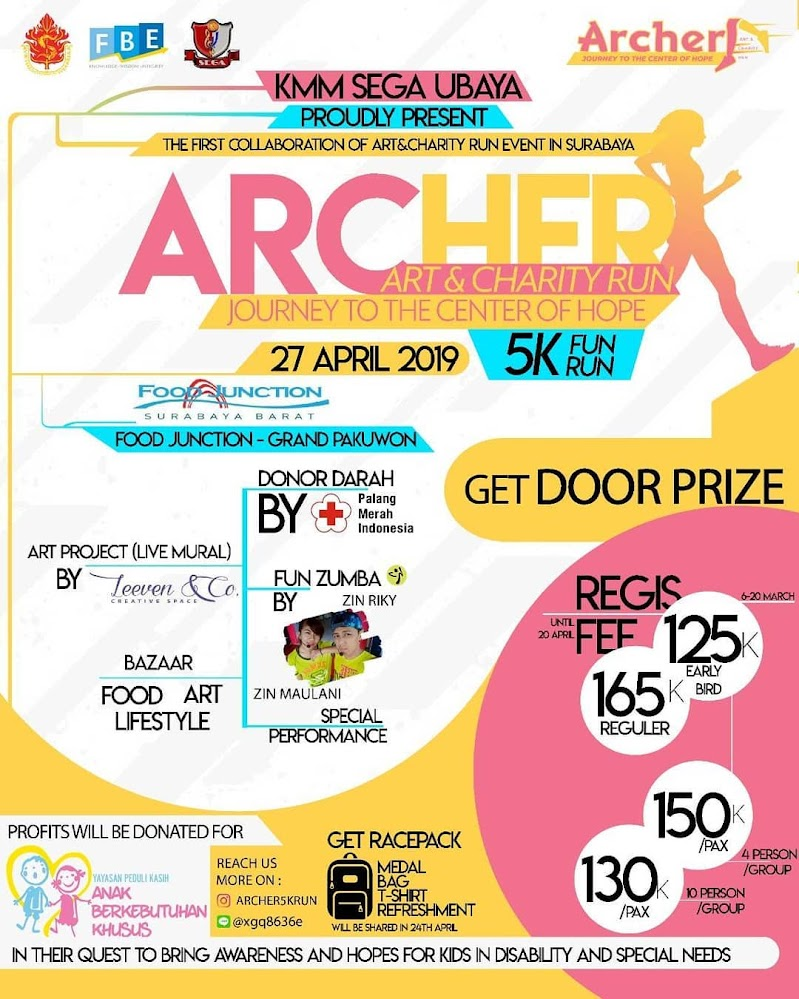 Archer Run • 2019