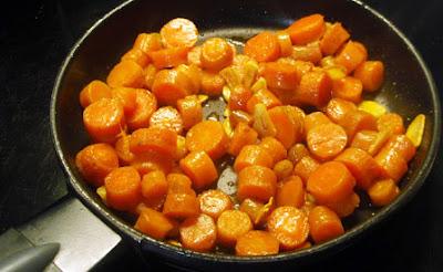 Zanahorias con refrito