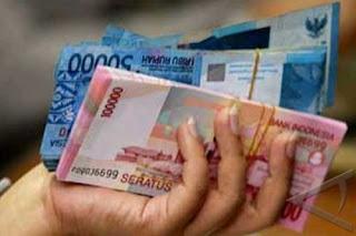 Takut di penjara seorang tersangka korupsi di Kupang Nusa Tenggara Timur mengembalikan uang hasil korupsi