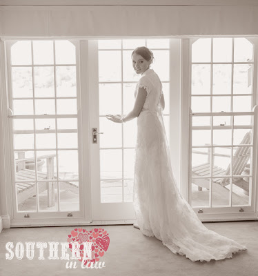 Wedding Recaps - The Dress! Allure M476 Gown
