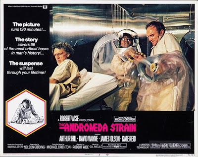 13: THE ANDROMEDA STRAIN / Universal Pictures - 1971