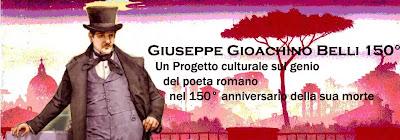 Giuseppe Gioachino Belli 150°