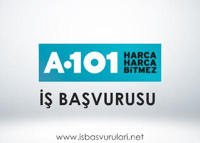 A101 iş ilanları