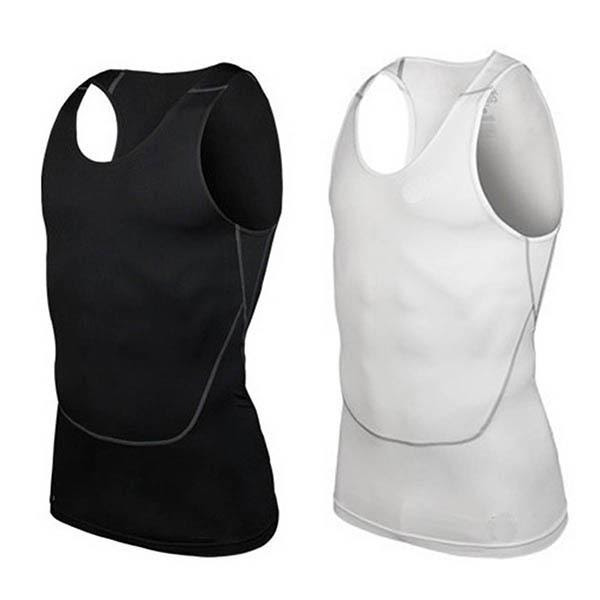 Men's Compression Base Layer Tank Top