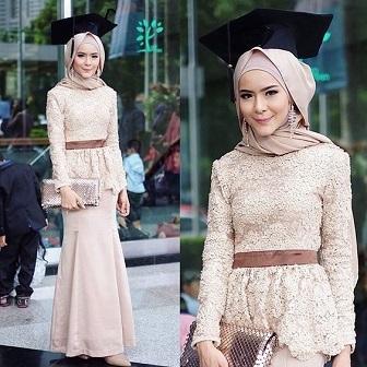 Kebaya Muslim Untuk Remaja Dan Anak Muda Modern Terbaru
