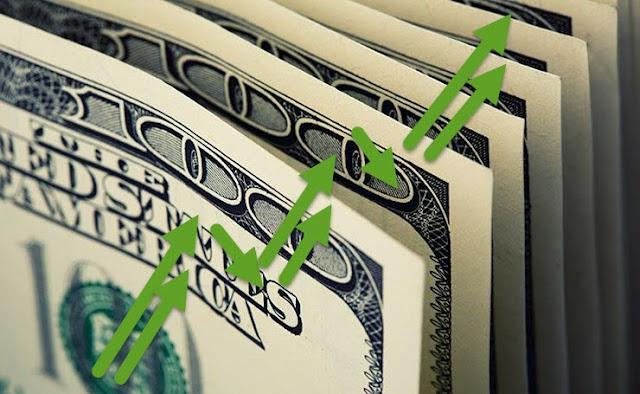 Subida del dólar Hoy
