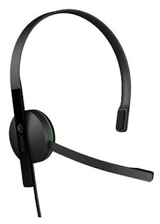 Chat privately while gaming, Xbox One Chat Headset (Xbox One) £16.50 FREE UK Postage