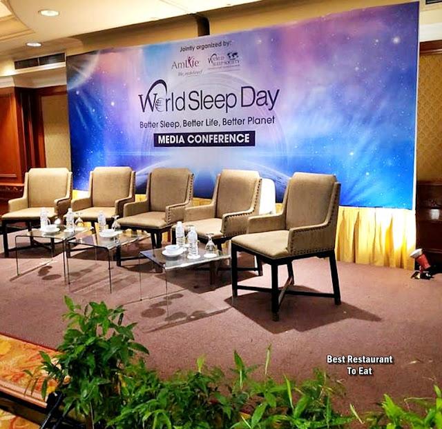 World Sleep Day (WSD) 2020 - Kuala Lumpur Malaysia
